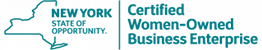 NY Certified Women-Owned Business Enterprise